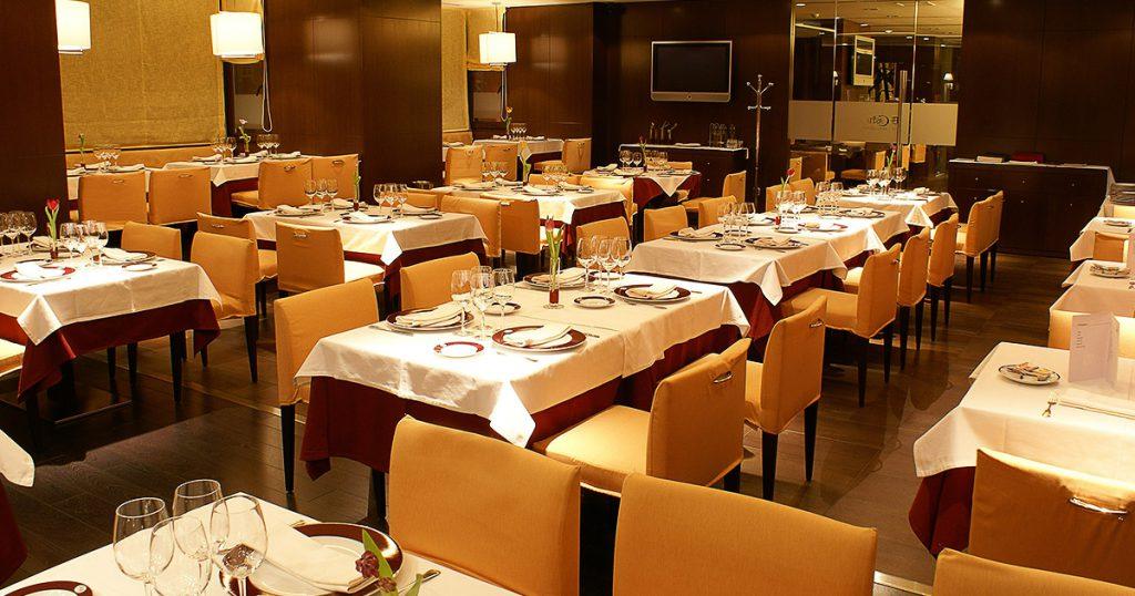 Restaurante del Hotel Mirador de Gredos, comida local de calidad