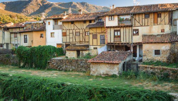 Otoño mágico en el Valle del Ambroz y Valle del Jerte