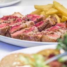 Hotel - Mirador Sierra de Gredos - Gastronomía