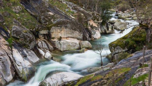 4 Gargantas de la Sierra de Gredos