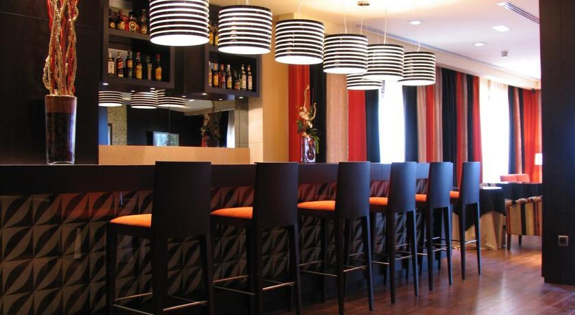 Hotel Mirador de Gredos - Barra del bar