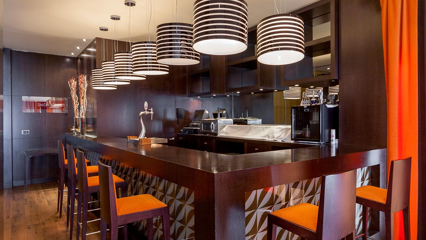 Hotel Mirador de Gredos - Barra de bar