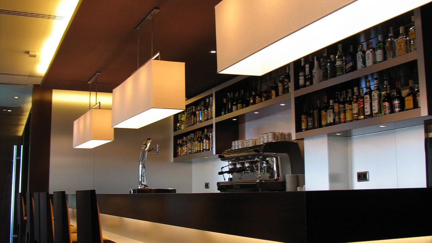 Hotel Mirador de Gredos - Cafetería