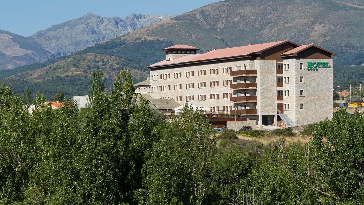 Hotel Mirador de Gredos - Fachada