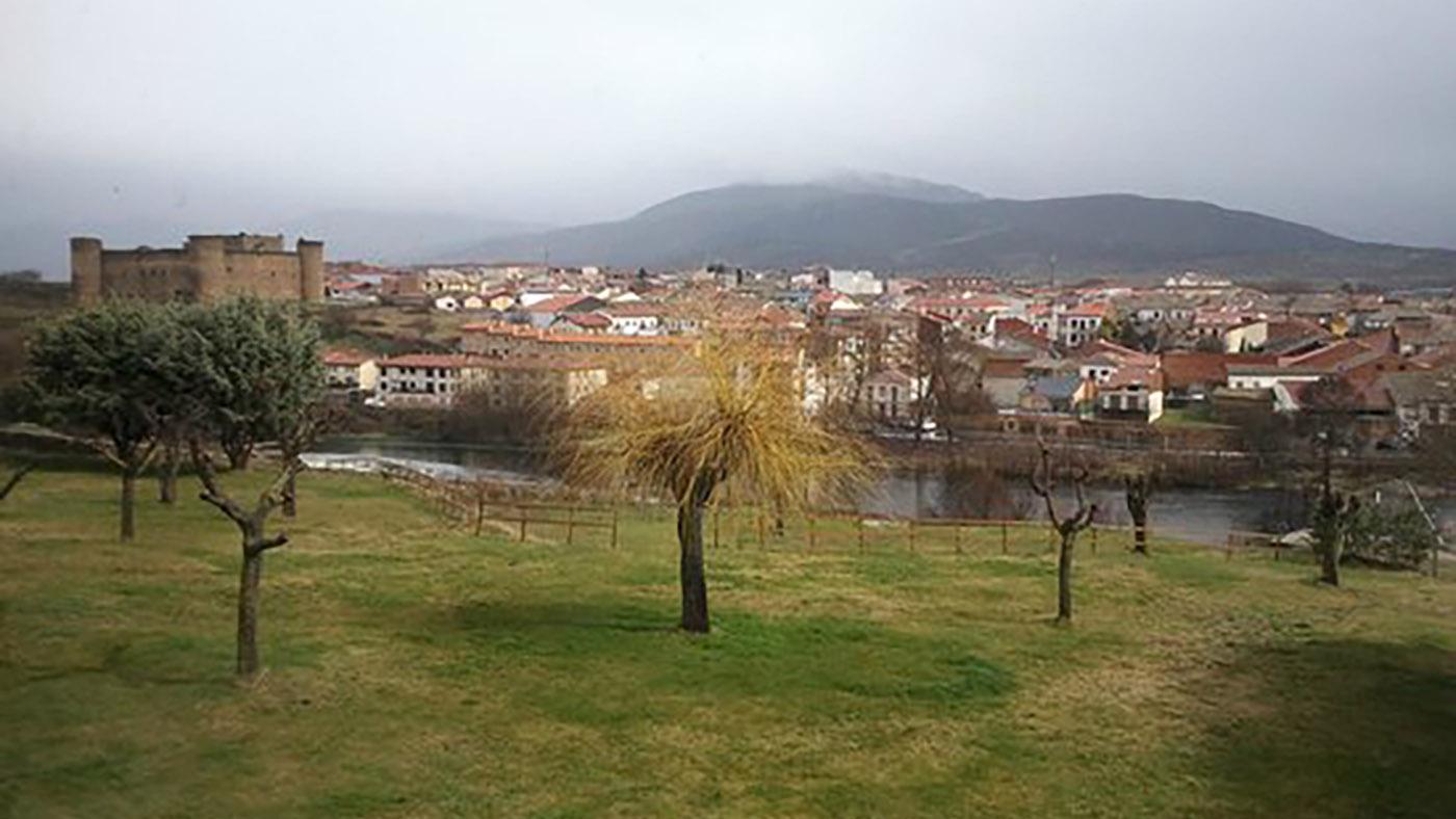 Hotel Mirador de Gredos - Jardines