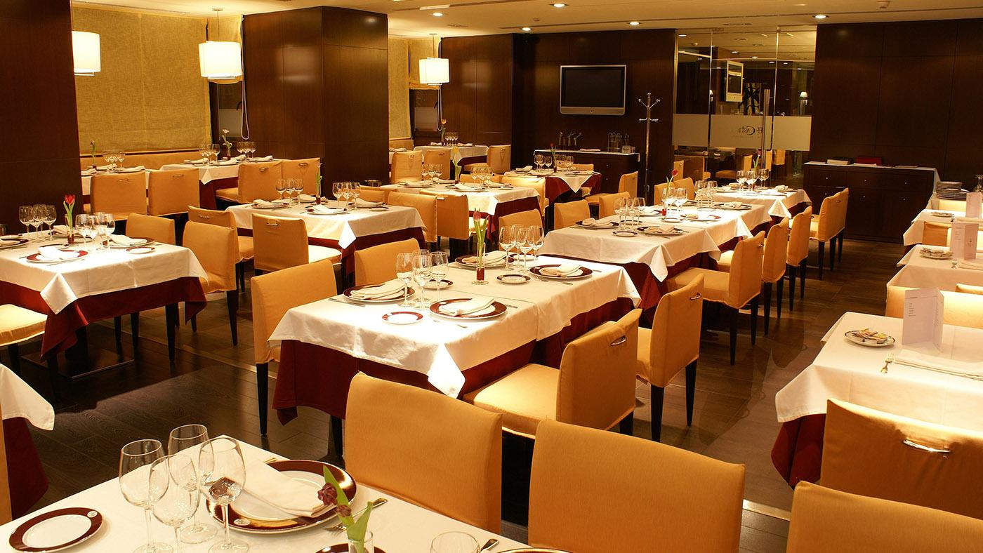 Hotel Mirador de Gredos - Restaurante