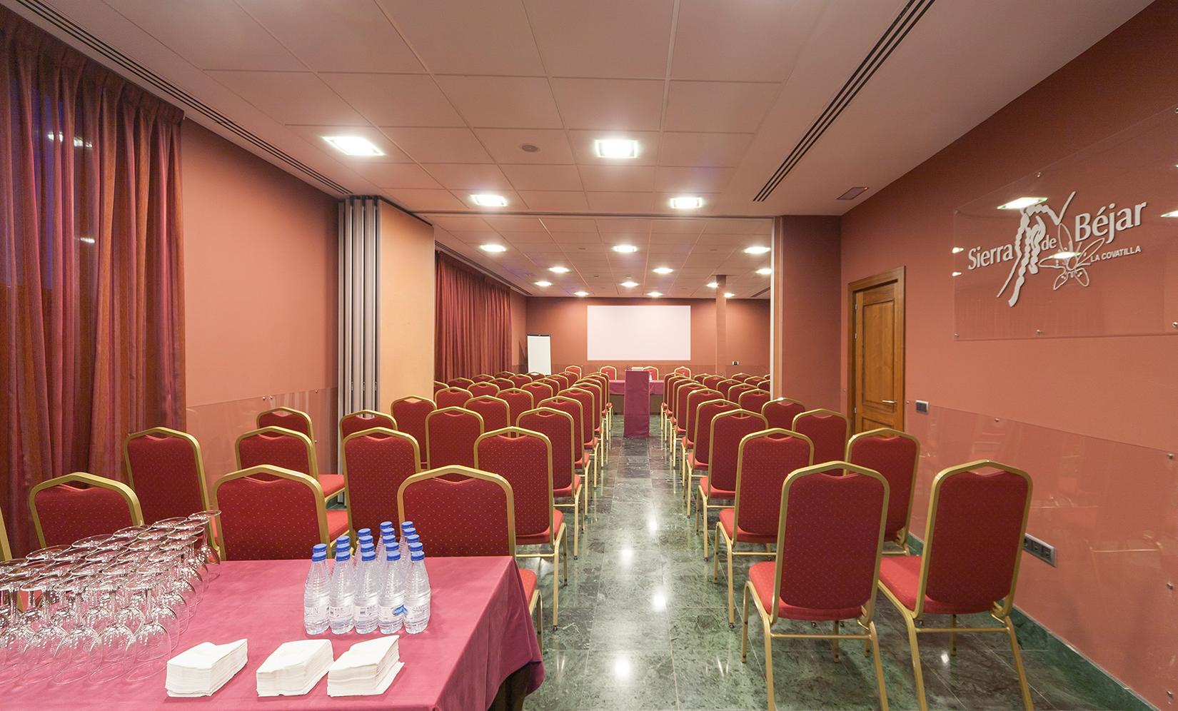 Hotel Mirador de Gredos - Sala eventos