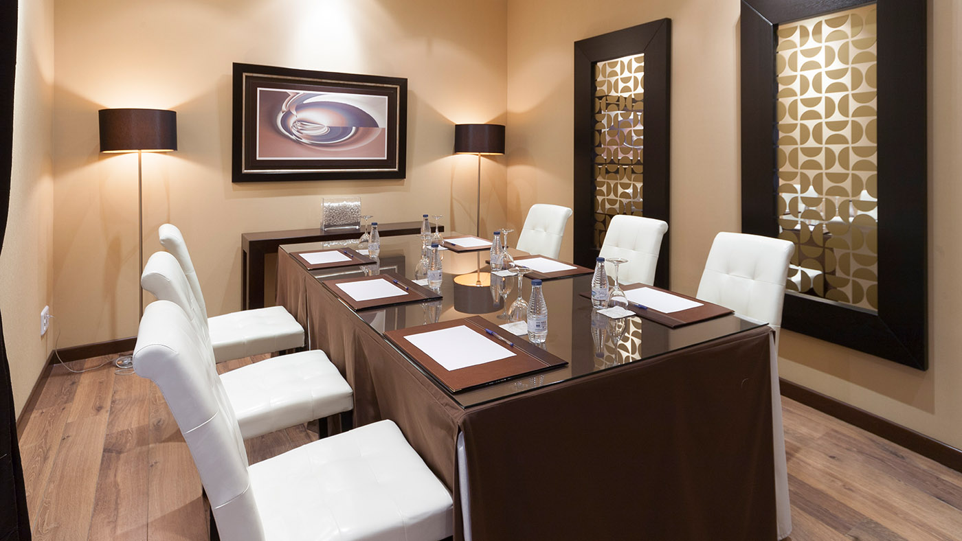 Hotel Mirador de Gredos - Sala de reuniones
