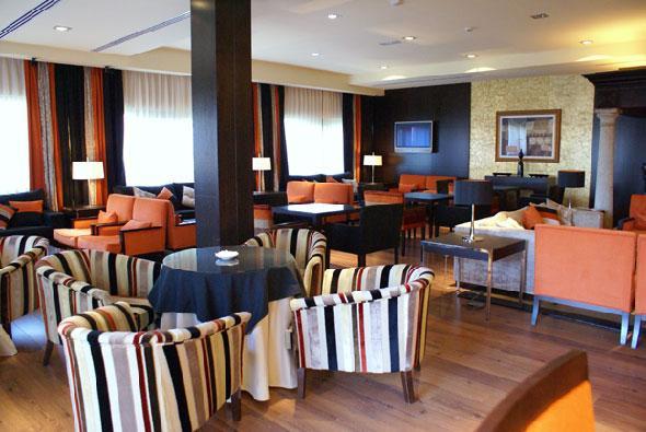 Hotel Mirador de Gredos - Salón