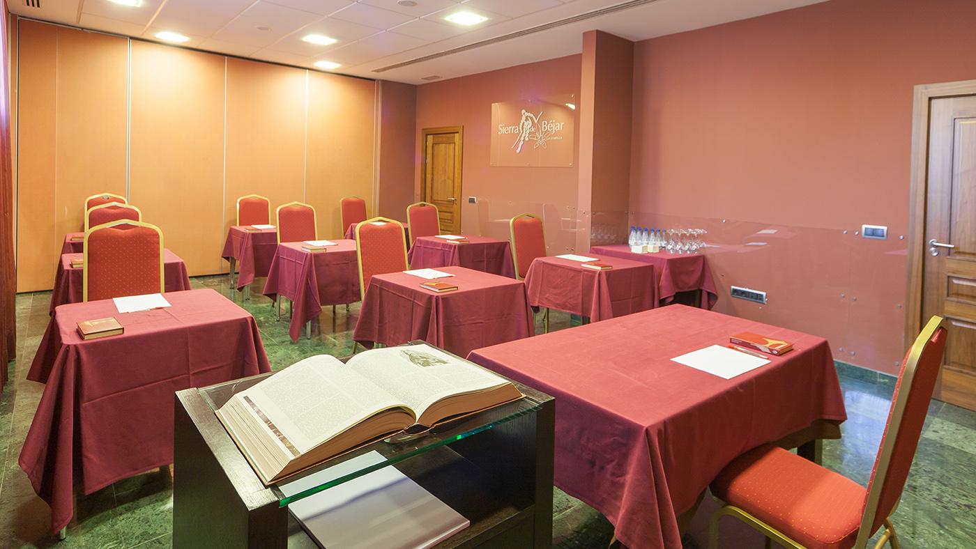 Hotel Mirador de Gredos - Salón de eventos