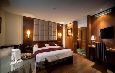 Hotel Mirador de Gredos - Suite de lujo