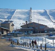Estación de esquí - Hotel Mirador de Gredos